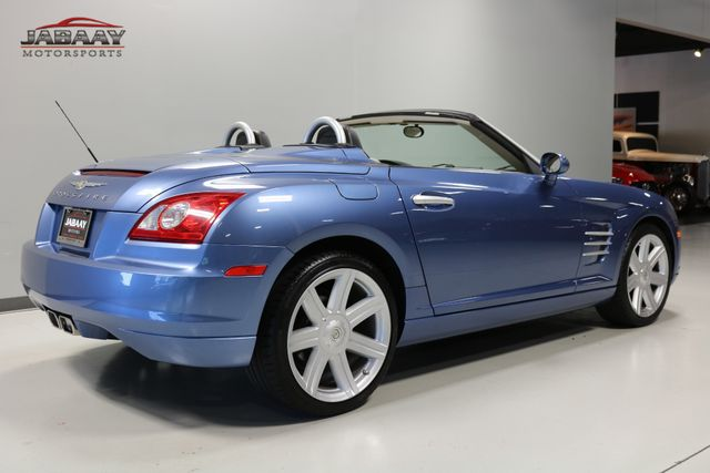 2005 Chrysler Crossfire Limited Merrillville, Indiana 4