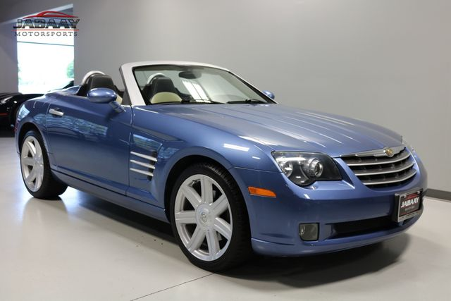 2005 Chrysler Crossfire Limited Merrillville, Indiana 6
