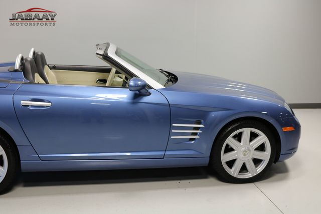 2005 Chrysler Crossfire Limited Merrillville, Indiana 36