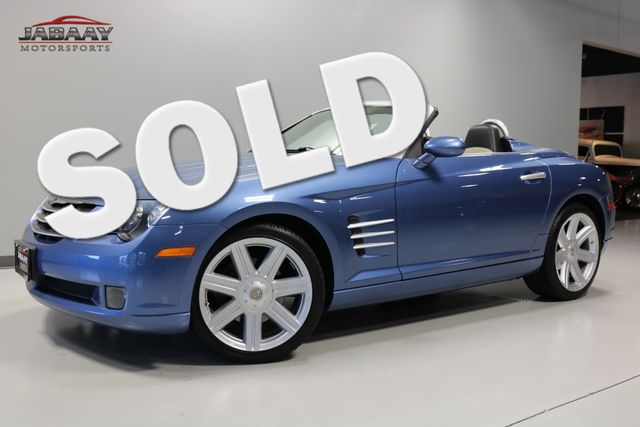 2005 Chrysler Crossfire Limited Merrillville, Indiana 0