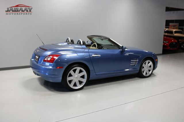 2005 Chrysler Crossfire Limited Merrillville, Indiana 37