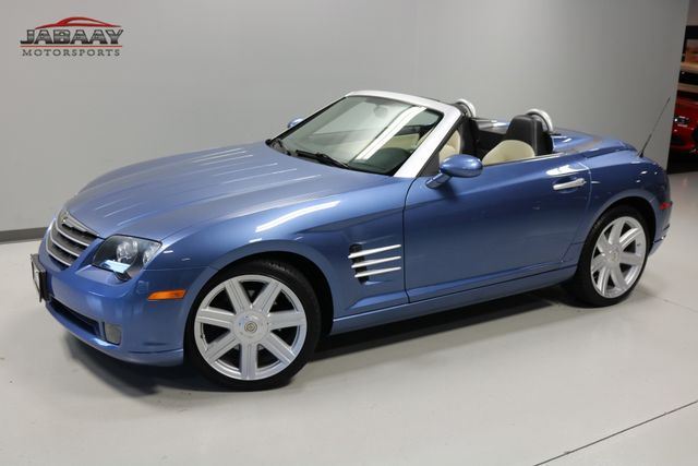 2005 Chrysler Crossfire Limited Merrillville, Indiana 26