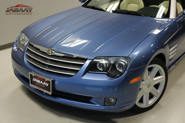 2005 Chrysler Crossfire Limited Merrillville, Indiana 27