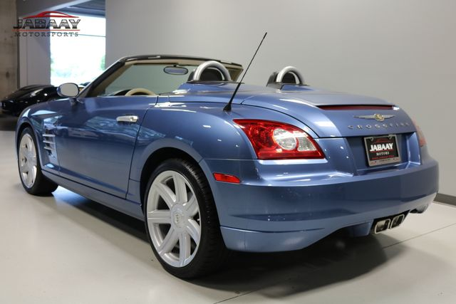 2005 Chrysler Crossfire Limited Merrillville, Indiana 2