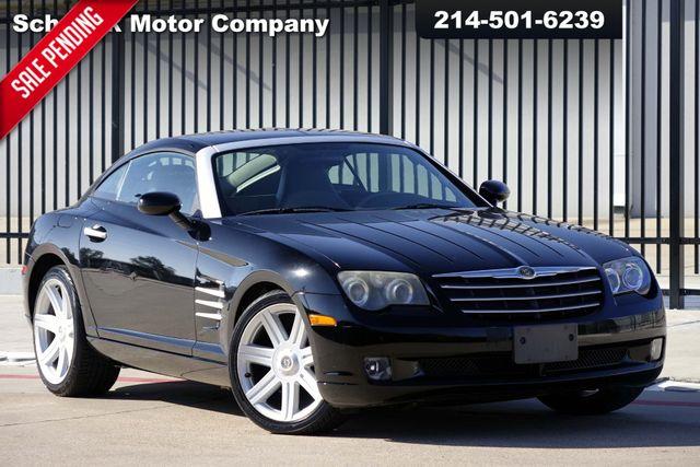 2005 Chrysler Crossfire Limited ** EZ FINANCE ***
