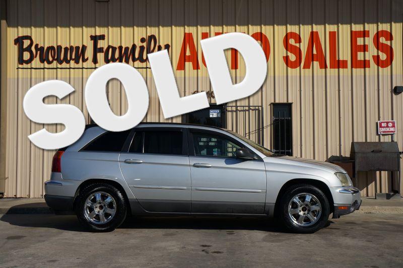 2005 Chrysler Pacifica Touring   Houston, TX   Brown Family Auto Sales in Houston TX