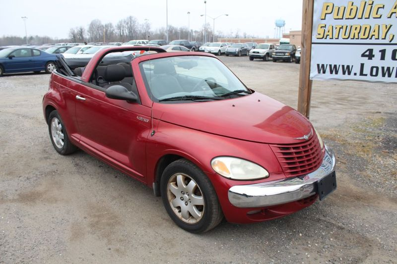 2005 Chrysler PT Cruiser Touring  city MD  South County Public Auto Auction  in Harwood, MD