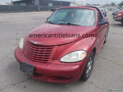 2005 Chrysler PT Cruiser Touring in Salt Lake City, UT