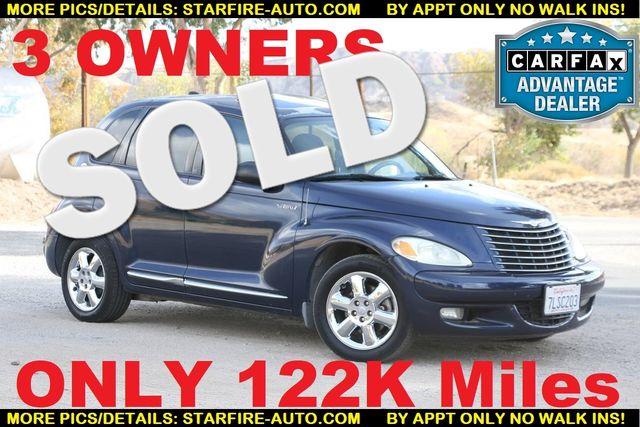 2005 Chrysler PT Cruiser Limited Santa Clarita, CA 0