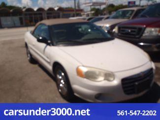 2005 Chrysler Sebring Touring Lake Worth , Florida