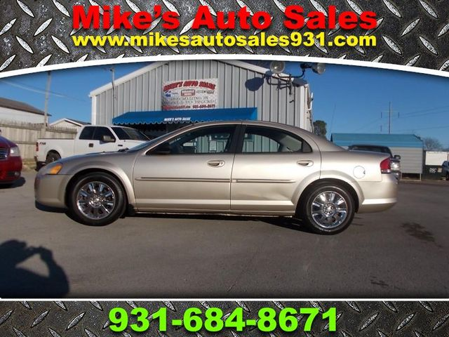 2005 Chrysler Sebring Limited Shelbyville, TN
