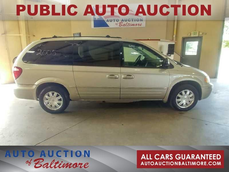 2005 Chrysler Town Country Touring Joppa Md Auto Auction Of