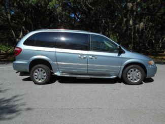 2005 Chrysler Town & Country Limited Wheelchair Van Handicap Ramp Van DEPOSIT Pinellas Park, Florida 2