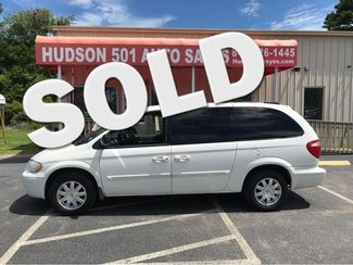 2005 Chrysler Town & Country Touring   Myrtle Beach, South Carolina   Hudson Auto Sales in Myrtle Beach South Carolina