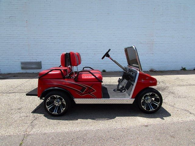 2005 Club Car Golf Cart Madison, NC 1