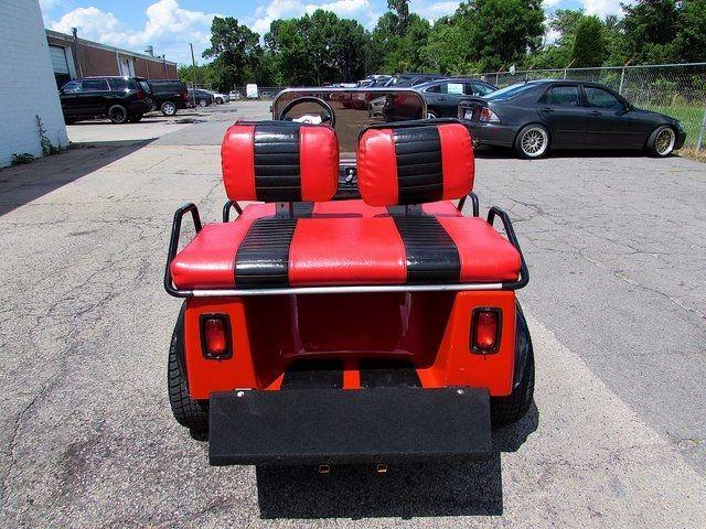 2005 Club Car Golf Cart Madison, NC 3