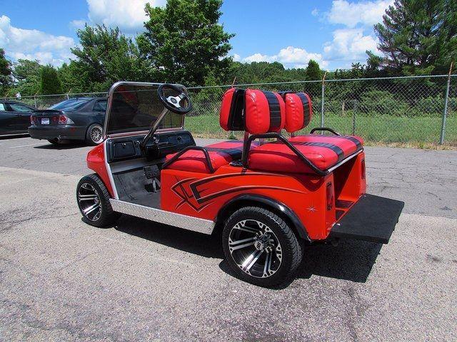 2005 Club Car Golf Cart Madison, NC 4