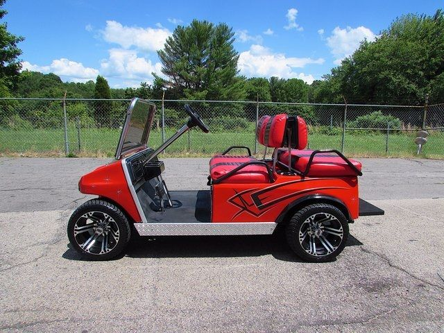 2005 Club Car Golf Cart Madison, NC 5