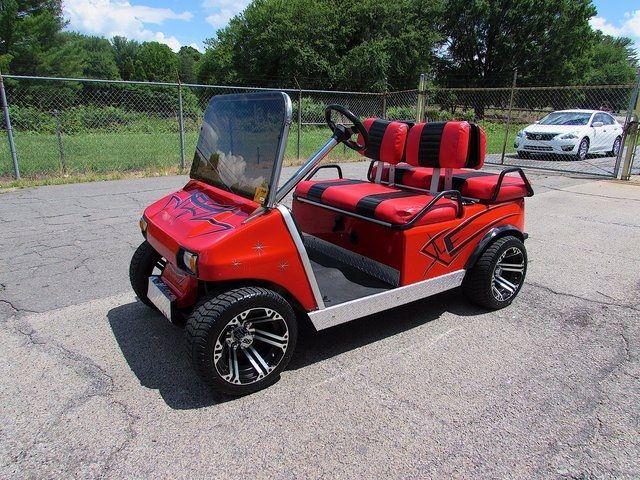 2005 Club Car Golf Cart Madison, NC 6
