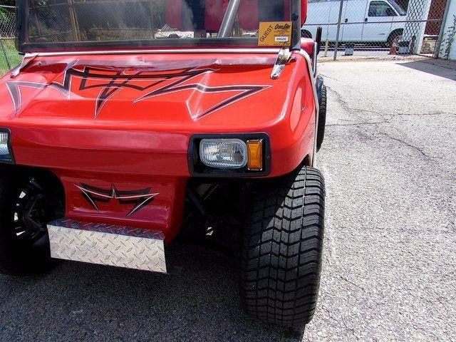 2005 Club Car Golf Cart Madison, NC 9