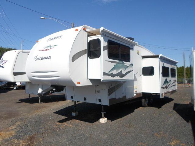 2005 Coachmen Chaparral 277DS Salem, Oregon