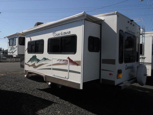 2005 Coachmen Chaparral 277DS Salem, Oregon 2