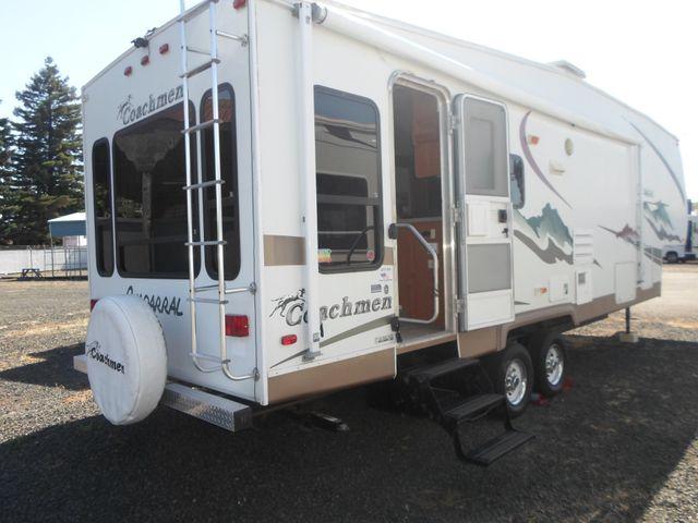 2005 Coachmen Chaparral 277DS Salem, Oregon 3