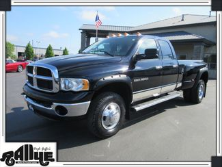 2005 Dodge 3500 HD Ram SLT 4WD C/Cab Dually 5.9L Diesel in Burlington WA, 98233
