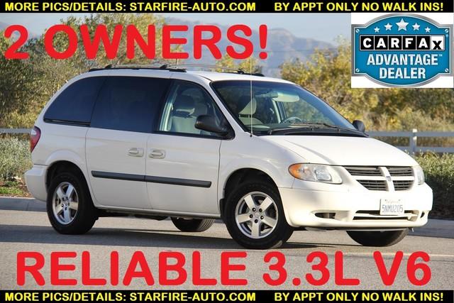 2005 Dodge Caravan SXT Santa Clarita, CA 0