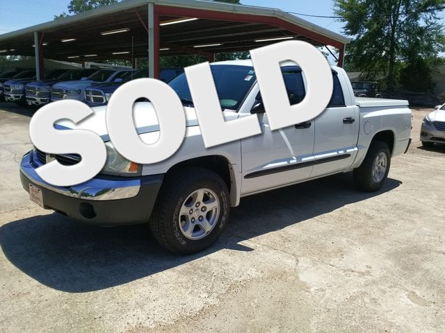 "2005 Dodge Dakota Crew Cab 131"" WB SLT Houston, Mississippi"