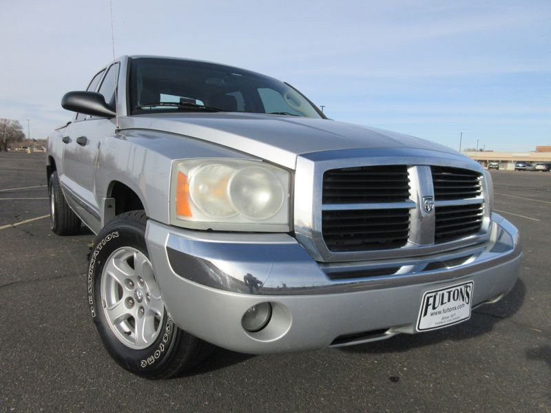 2005 Dodge Dakota Laramie Crew Cab  Fultons Used Cars Inc  in , Colorado