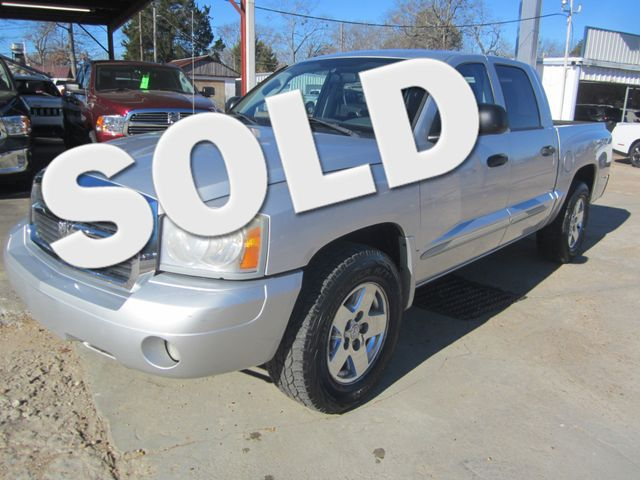 2005 Dodge Dakota Quad Cab SLT 4x4 Houston, Mississippi