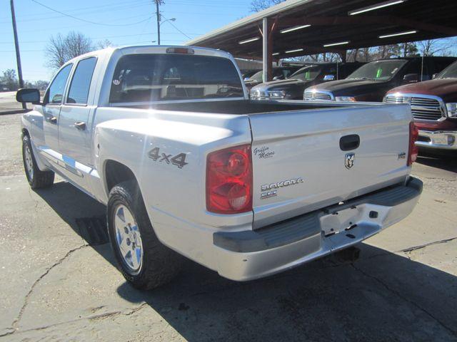 2005 Dodge Dakota Quad Cab SLT 4x4 Houston, Mississippi 4