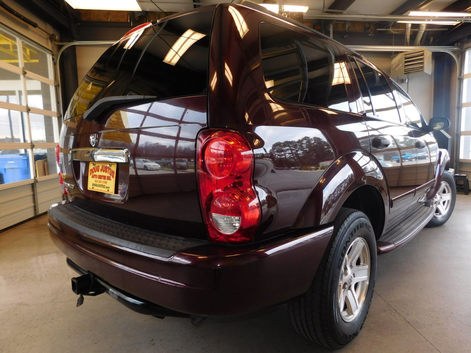 ... 2005 Dodge Durango SLT city TN Doug Justus Auto Center Inc in Airport Motor Mile ...