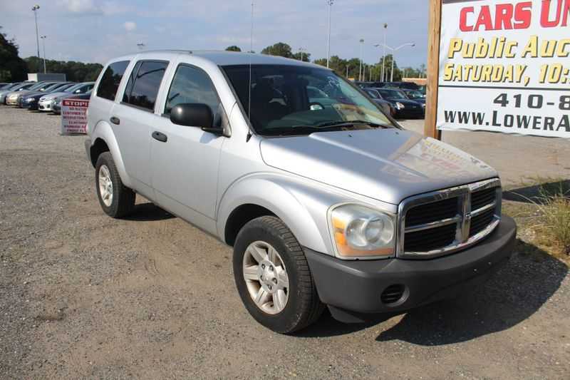 2005 Dodge Durango SXT  city MD  South County Public Auto Auction  in Harwood, MD