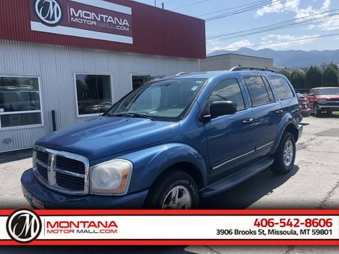 2005 Dodge Durango Limited in