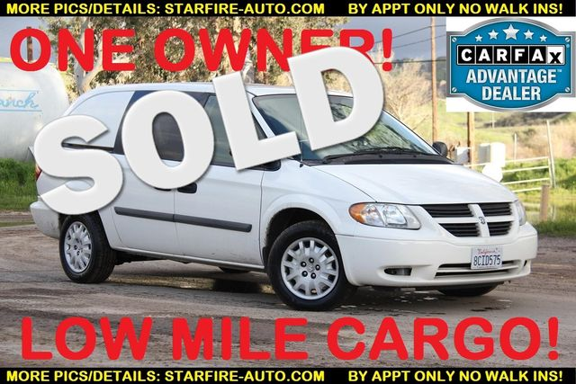 2005 Dodge Grand Caravan CARGO VAN Santa Clarita, CA