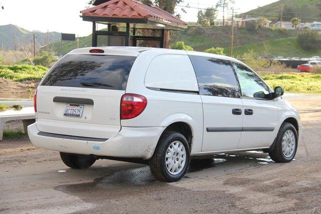 2005 Dodge Grand Caravan CARGO VAN Santa Clarita, CA 4