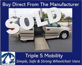 2005 Dodge Grand Caravan Se Wheelchair Van Handicap Ramp Van DEPOSIT in Pinellas Park, Florida 33781