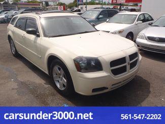 2005 Dodge Magnum SE Lake Worth , Florida