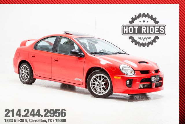 2005 Dodge Neon SRT-4 ACR Mopar Stage-2