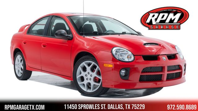 2005 Dodge Neon SRT-4 673 ORIGINAL MILES