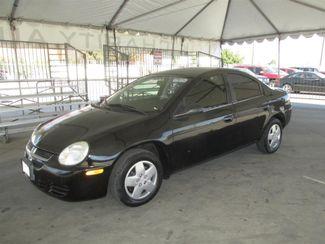 2005 Dodge Neon SE Gardena, California