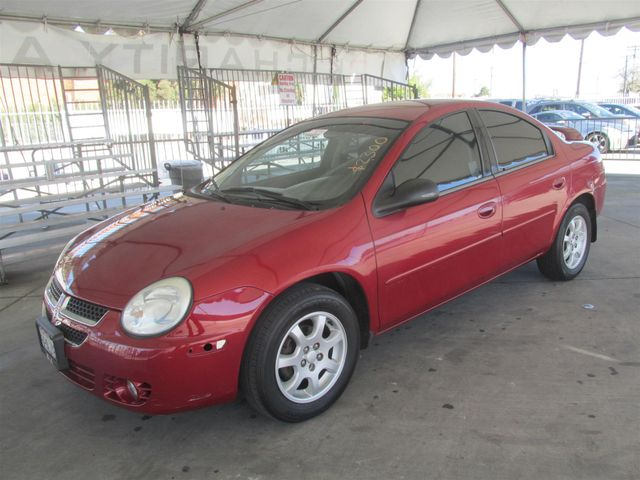 2005 Dodge Neon SXT Gardena, California 0