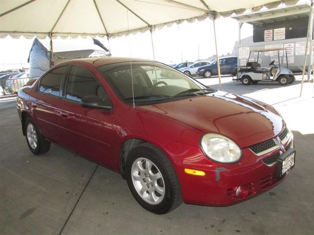 2005 Dodge Neon SXT Gardena, California 3