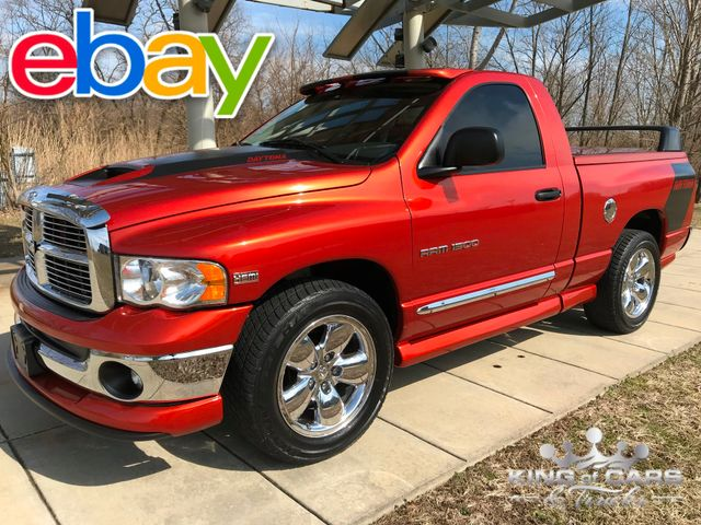 2005 Dodge Ram 1500 5.7l V8 DAYTONA EDITION ONLY 51K MILES 1-OWNER