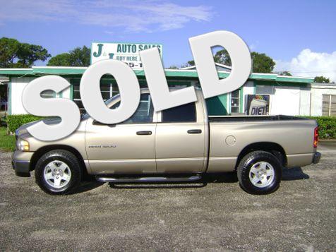 2005 Dodge Ram 1500 CREW CAB SLT in Fort Pierce, FL