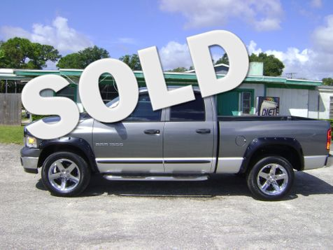 2005 Dodge Ram 1500  SLT 4X4 CREW CAB in Fort Pierce, FL
