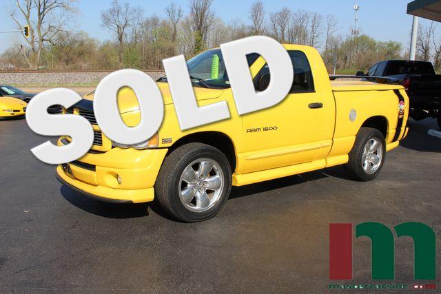 2005 Dodge Ram 1500 Rumble Bee Second Swarm | Granite City, Illinois | MasterCars Company Inc. in Granite City Illinois