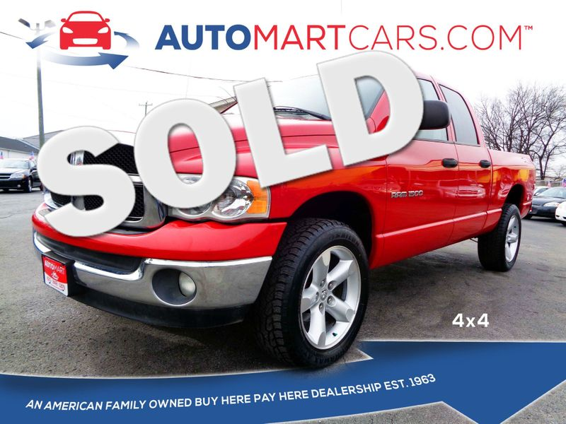 2005 Dodge Ram 1500 SLT | Nashville, Tennessee | Auto Mart Used Cars Inc. in Nashville Tennessee